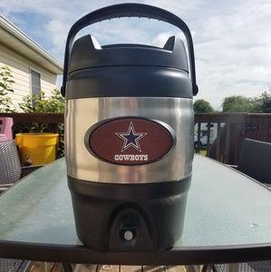 Other - Dallas Cowboys Beverage Cooler / Tailgate Jug